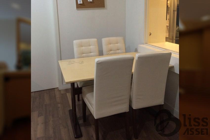 Condo For Rent The Room Sukhumvit 62-9