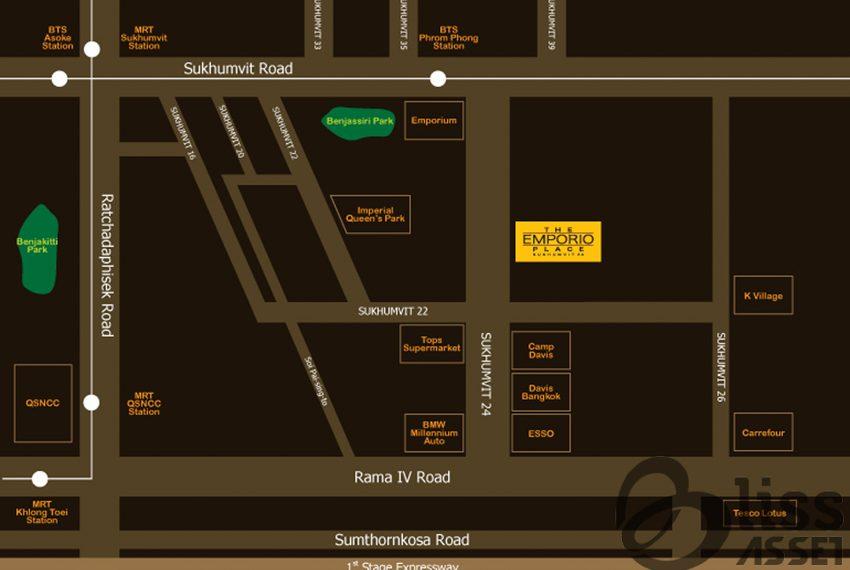 Emporio Place Sukhumvit soi 24-15