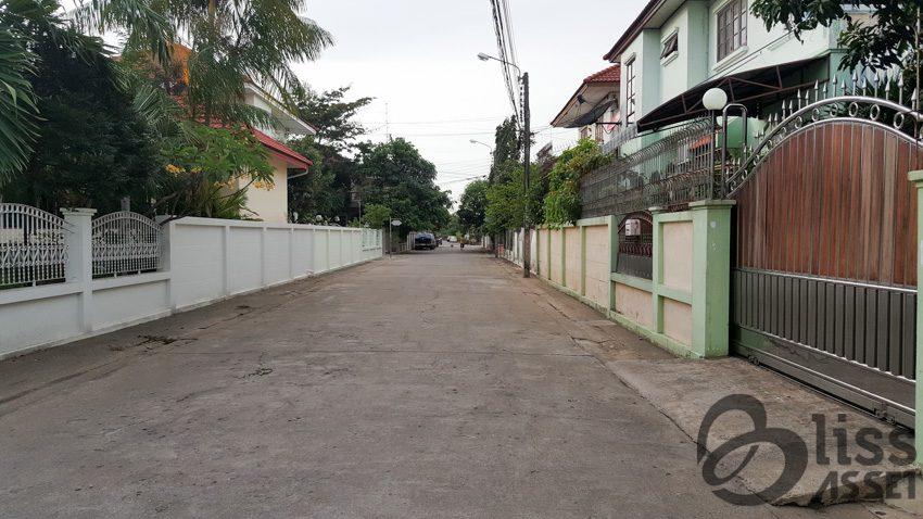 บ้าน เพชรสยาม 3 บางบอน-4