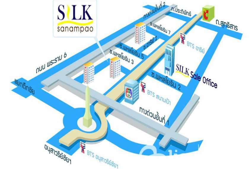 The Silk Sanampao Condo-6