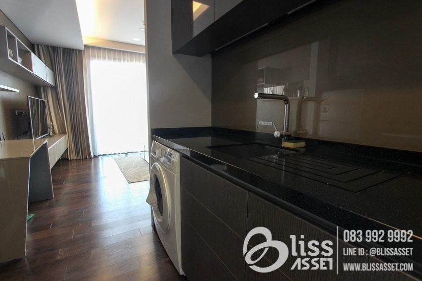 For rent condo Lumpini 24-4