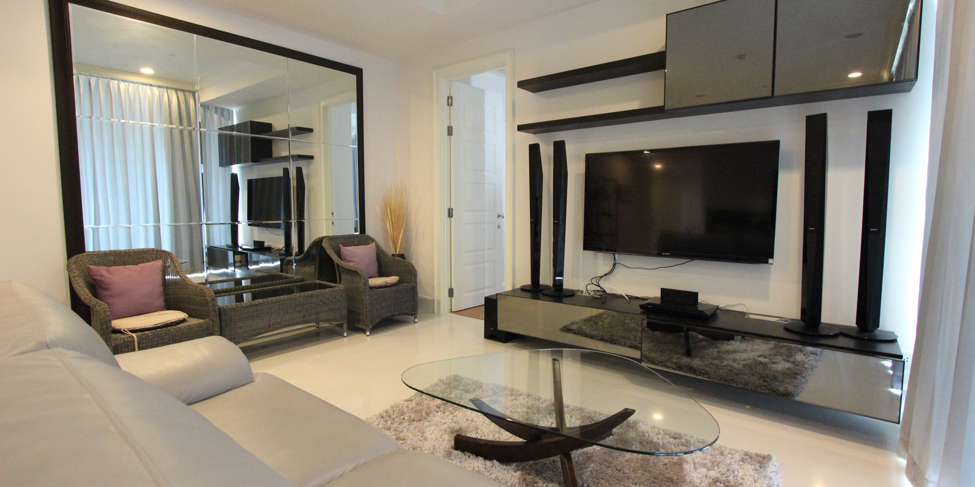 For Rent Condo Royce Residence Sukhumvit 31 (Penthouse)