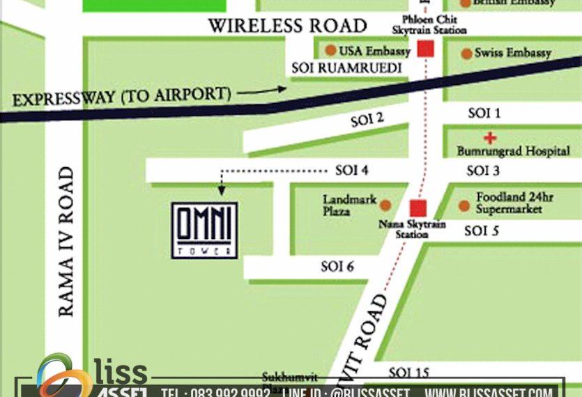For Rent Condo Omni Sukhumvit 4-16