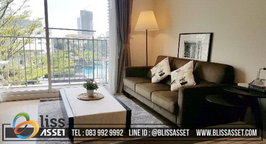 for rent Condo Siri @ Sukhumvit 38-3